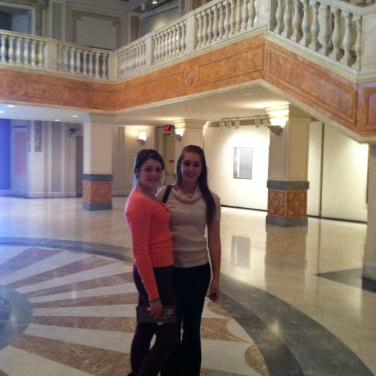 Photo taken at National Museum of Women in the Arts by Samantha S. on 11/10/2012