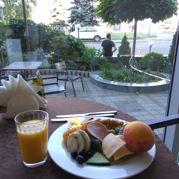 Снимок сделан в Premier Hotel Abri пользователем Игорь Л. 8/8/2017