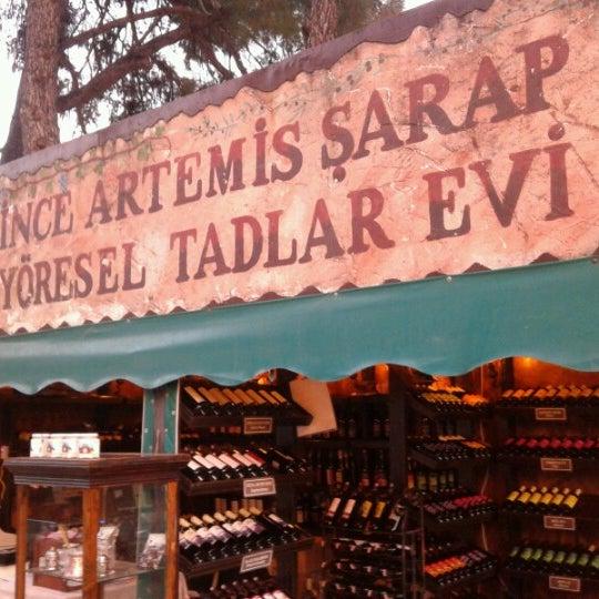 11/16/2012 tarihinde Gulsah K.ziyaretçi tarafından Şirince Artemis Şarap ve Yöresel Tadlar Evi'de çekilen fotoğraf