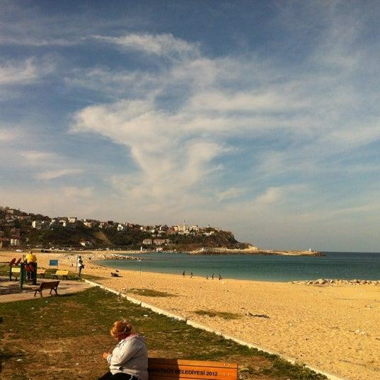 10/27/2012 tarihinde Ali S.ziyaretçi tarafından Karaburun Plajı'de çekilen fotoğraf