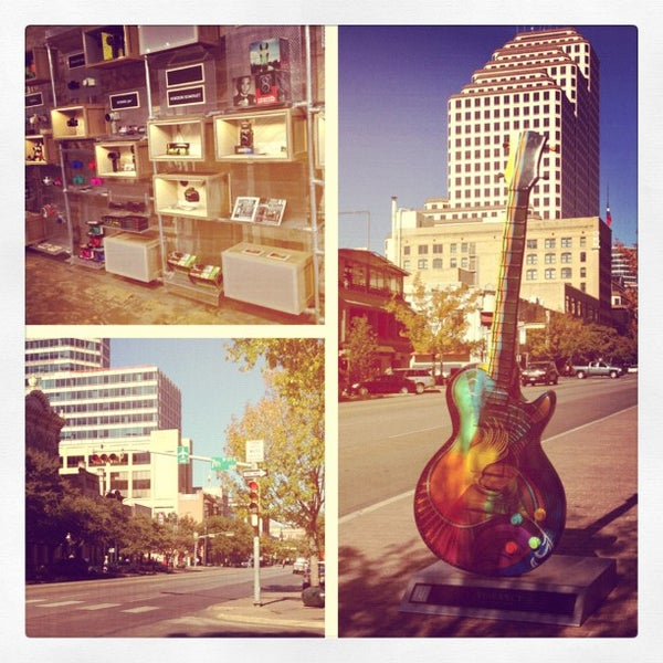 Photo taken at Lomography Gallery Store Austin by Mariel K. on 12/18/2012