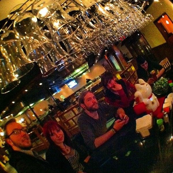 Photo taken at Kyoto Japanese Restaurant by Derek on 10/23/2012