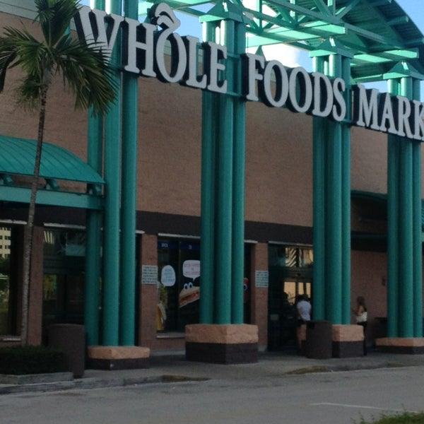 Photo taken at Whole Foods Market by JohnChase N. on 8/8/2013
