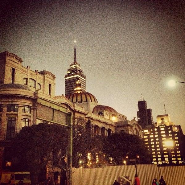 12/31/2012에 Moises Z.님이 Teatro Hidalgo에서 찍은 사진
