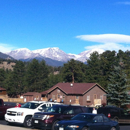 Photo taken at YMCA of the Rockies by Jimmy S. on 10/20/2012