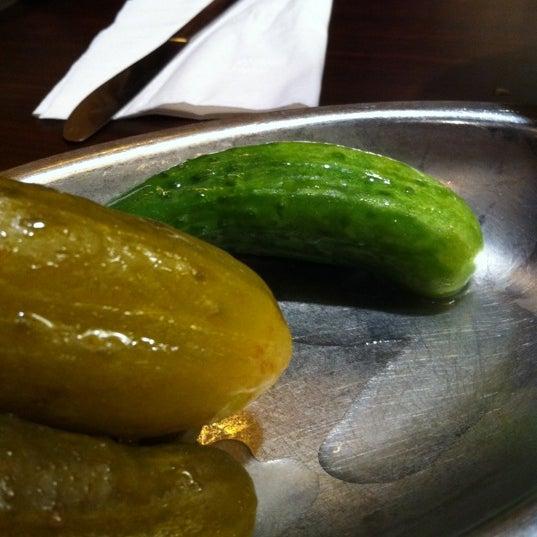 Photo taken at Lido Kosher Deli by Jan on 8/29/2011