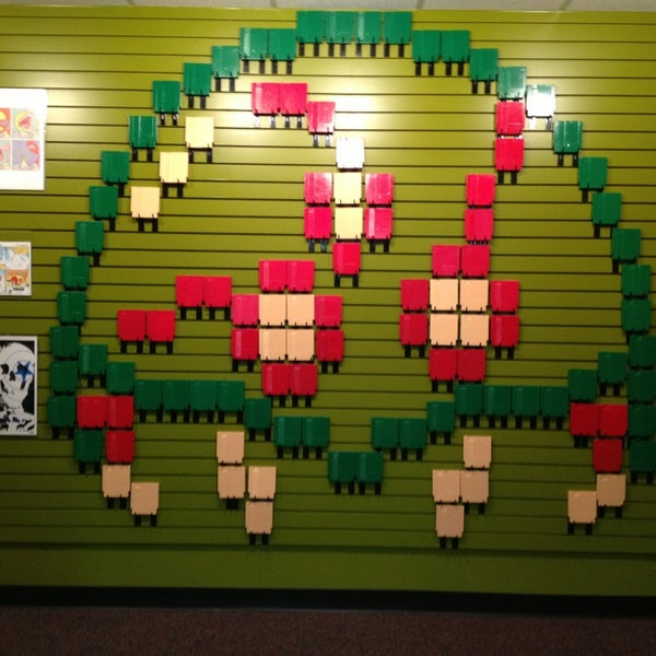 Photo taken at Game Over Videogames by Angela S. on 1/20/2013