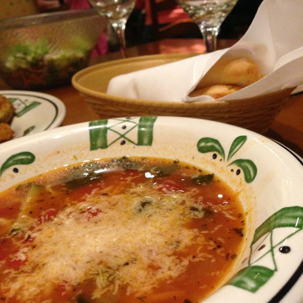 Olive Garden Italian Restaurant In East Portland
