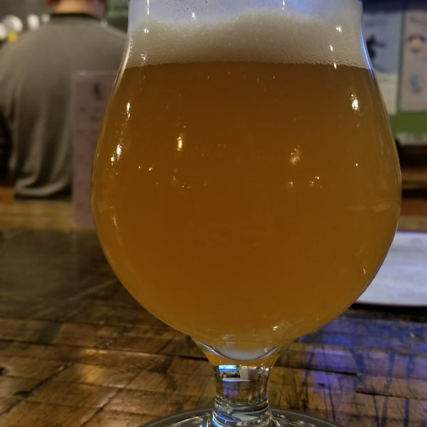 Photo taken at Joyride Brewing Company by Candis K. on 1/25/2018