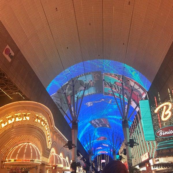 Photo taken at Downtown Las Vegas by Lorena V. on 6/14/2017