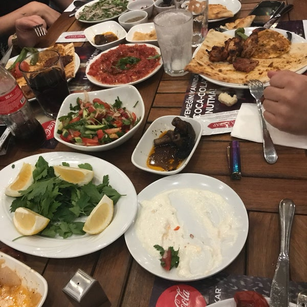 6/5/2017 tarihinde Füsun F.ziyaretçi tarafından Paşa Kebap'de çekilen fotoğraf