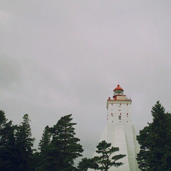 Photo taken at Kõpu tuletorn    Kõpu Lighthouse by Liis S. on 7/16/2014