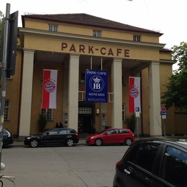 Photo taken at Park Café by Danny S. on 5/23/2013