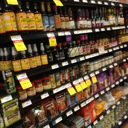 Photo taken at Whole Foods Market by Luisger L. on 10/19/2012