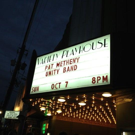 10/8/2012 tarihinde Kevinziyaretçi tarafından Variety Playhouse'de çekilen fotoğraf