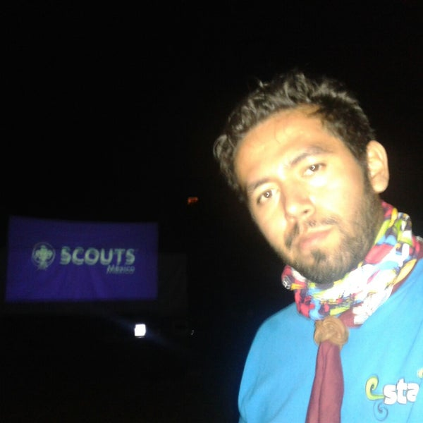 Foto tomada en Campo Escuela Scout Meztitla por Abraham P. el 11/16/2014