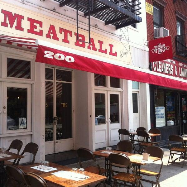 Photo prise au The Meatball Shop par Juan Diego R. le7/19/2013