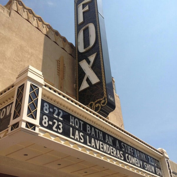 Photo taken at Fox Tucson Theatre by April A. on 8/23/2013
