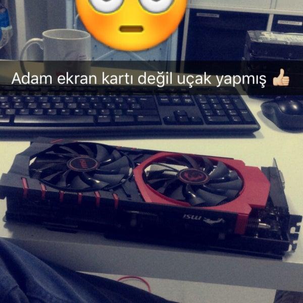 Foto diambil di DGN Teknoloji oleh S.Uğur Y. pada 3/8/2016