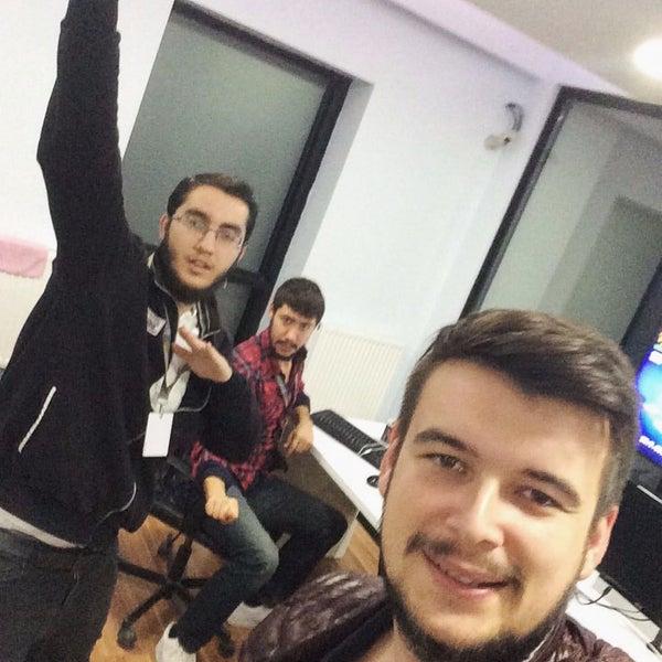 Foto diambil di DGN Teknoloji oleh S.Uğur Y. pada 1/28/2017
