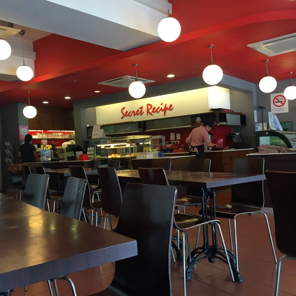 Secret recipe american restaurant in seberang perai for American cuisine restaurants in dc