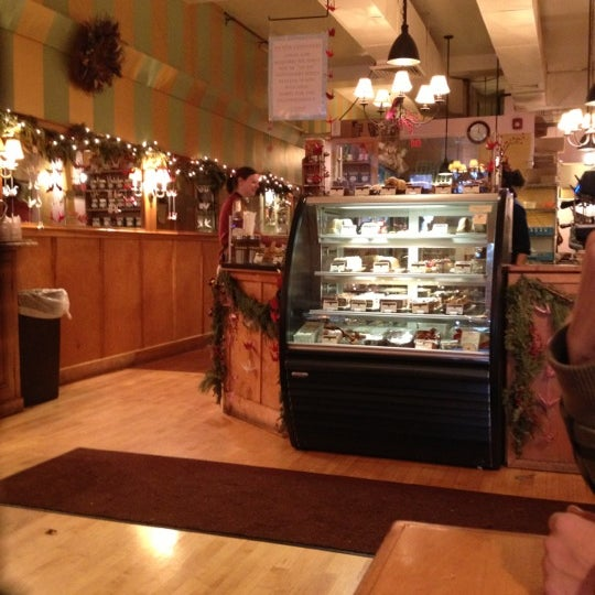 Photo taken at L.A. Burdick Chocolate by Jacqueline T. on 12/17/2012