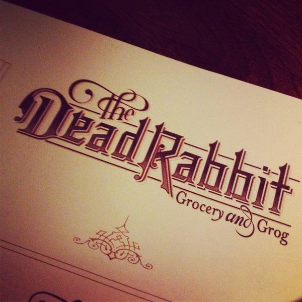 Foto tomada en The Dead Rabbit por Sonja el 2/26/2013