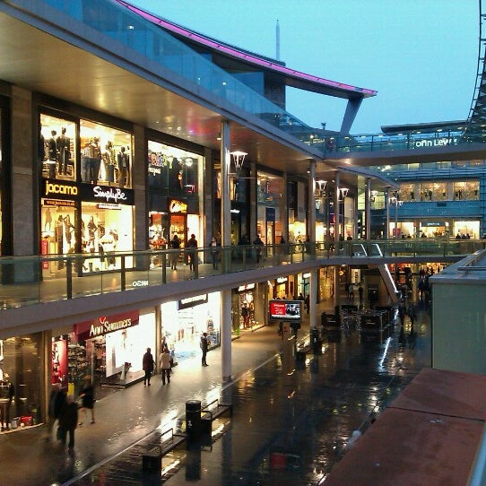 liverpool one shopping mall in central liverpool. Black Bedroom Furniture Sets. Home Design Ideas