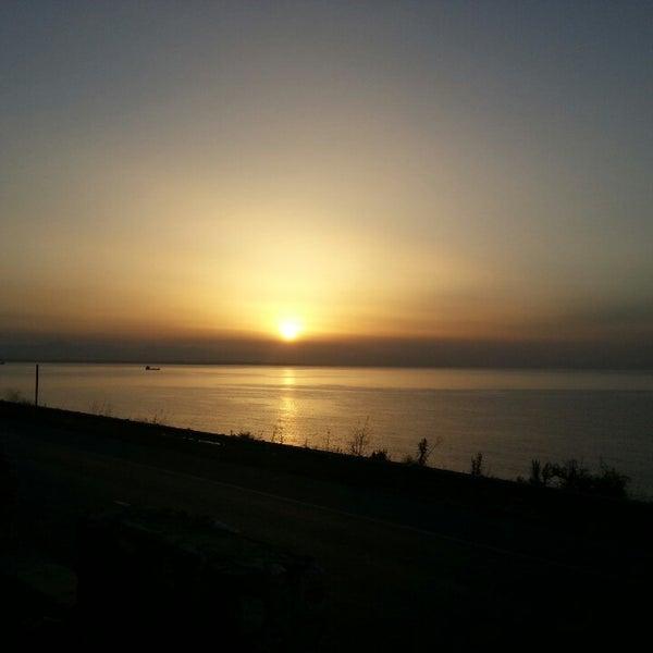 Photo taken at Beldibi by Volkan B. on 5/30/2013