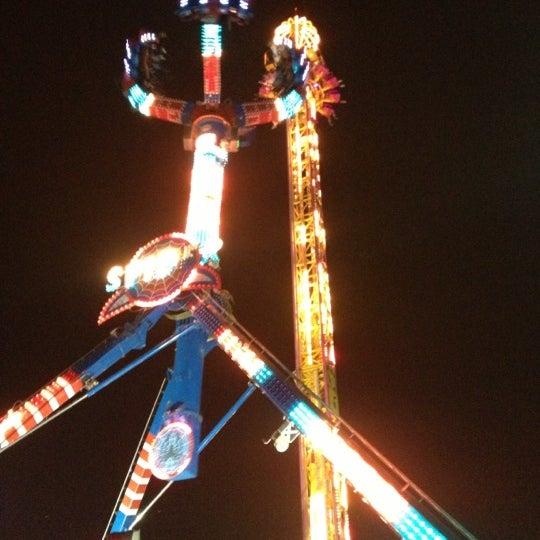 Foto tomada en Fiestas de Octubre por Luis P. el 11/4/2012