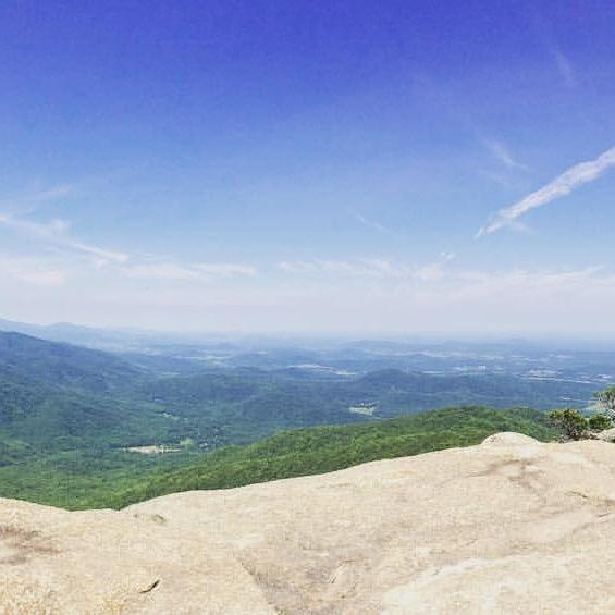 Old Rag Mountain Summit
