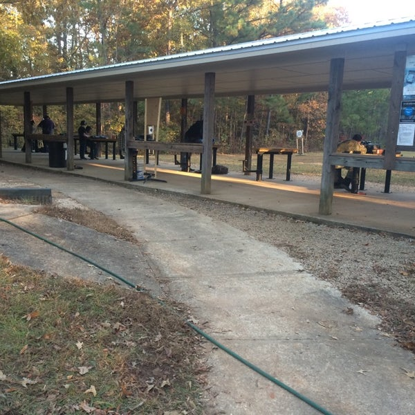 West Point WMA Shooting Range