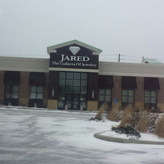 Jared the galleria of jewelry oak park shopping center for Jared jewelry store website