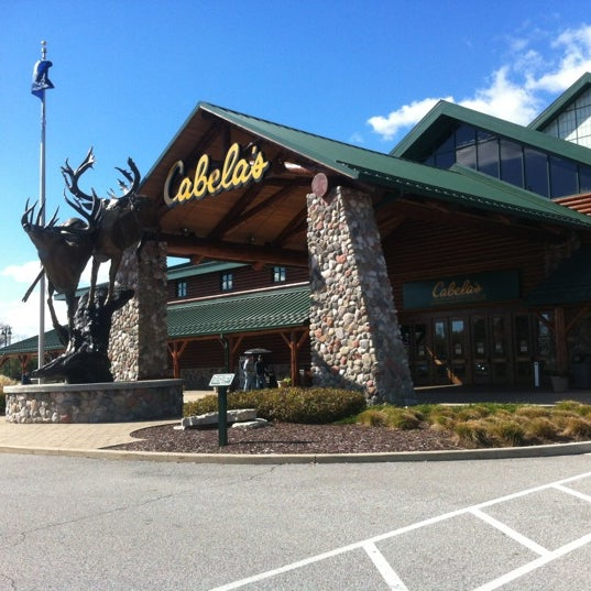 Cabela 39 s 26 tips from 3067 visitors for Cabela s fishing nets