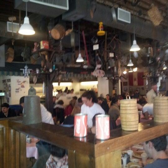Photo taken at Big Ed's City Market Restaurant by Richard L. on 11/18/2012