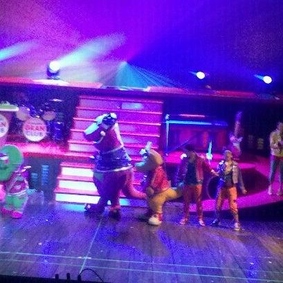 Foto tirada no(a) Teatro Aldama por Neburovich R. em 12/1/2012