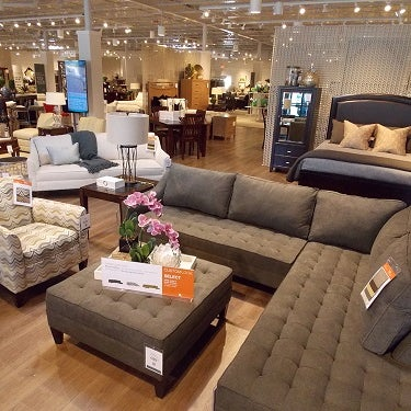 Photo Taken At Havertys Furniture By Havertys F. On 9/30/2016