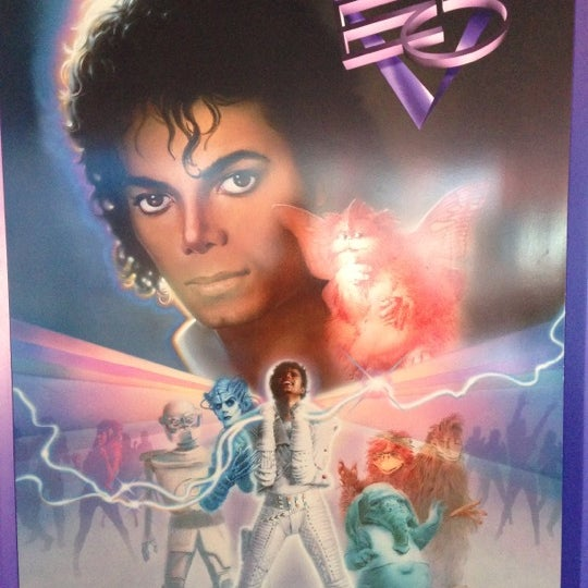 Photo taken at Captain EO by Jody on 11/1/2012