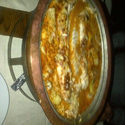 3/30/2013 tarihinde SevbaNziyaretçi tarafından İyot Restaurant'de çekilen fotoğraf