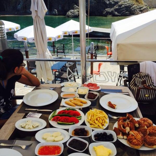 7/5/2015 tarihinde SevbaNziyaretçi tarafından İyot Restaurant'de çekilen fotoğraf