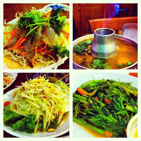 Ruen pair thai restaurant los feliz 85 tips from 3302 for Authentic thai cuisine los angeles