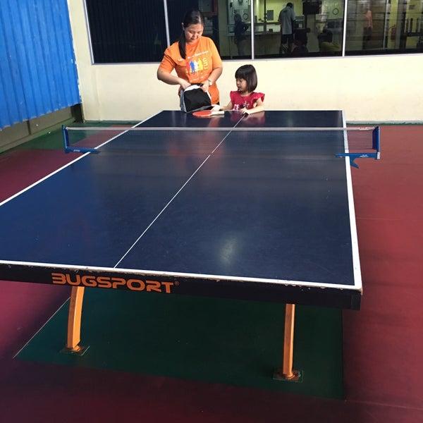 Ksl table tennis sports puchong batu dua belas selangor for Table 52 chicago reviews