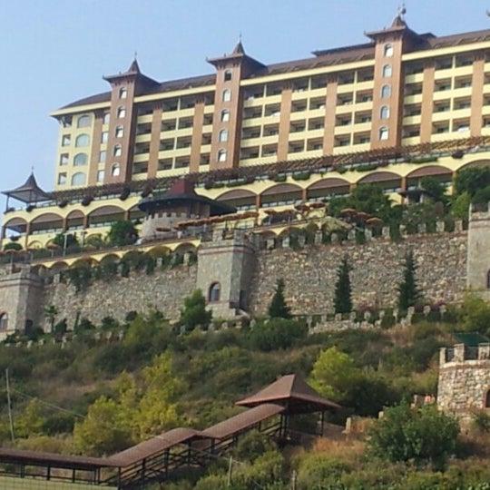9/20/2012 tarihinde EBRU S.ziyaretçi tarafından Utopia World Hotel'de çekilen fotoğraf
