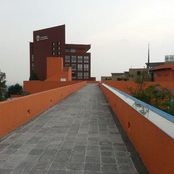 Foto tomada en Tecnológico de Monterrey por Roberto A. el 5/16/2013