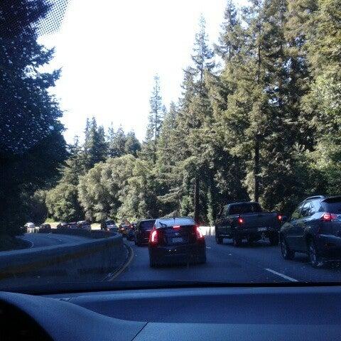 Photo taken at Santa Cruz Mountains by Larz on 5/26/2014