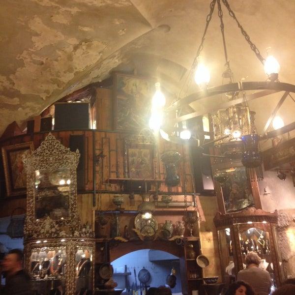 Photo taken at Armenian Tavern by Karen on 1/6/2014