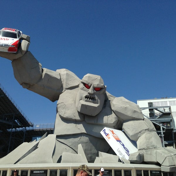 Photo taken at Dover International Speedway by Kim J. on 6/2/2013