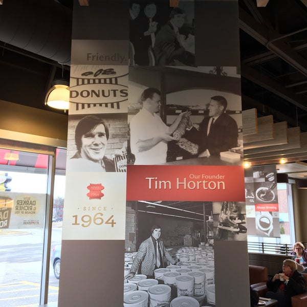 Tim Hortons Chicago: North Bay, ON