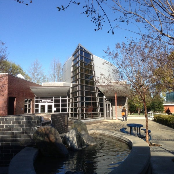 Photo taken at American River College by Robyn S. on 3/22/2013