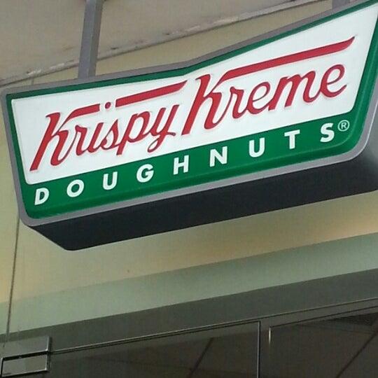 Photo taken at Krispy Kreme by Cyrill F. on 11/5/2012